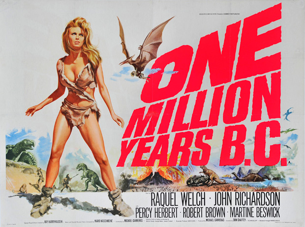 Image result for One Million Years B.C.