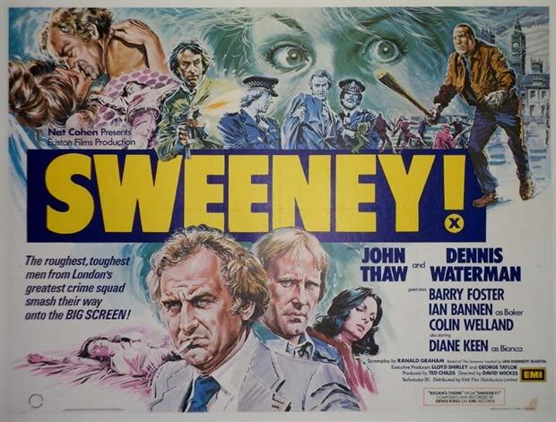 Sweeney! Movie Trailer 1977, London Cops, Regan HD 1080p ...